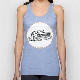 Crazy Car Art 0120 Unisex Tank Top