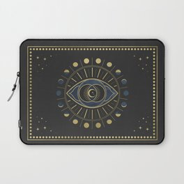 The Third Eye or The Sixth Chakra Laptop Sleeve