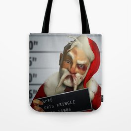 Kris Kringle: The 2 hours & 45 Minutes Before Christmas Tote Bag