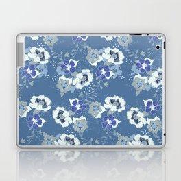 romantic floral Laptop & iPad Skin