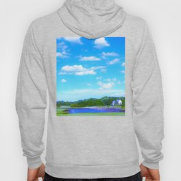 Summer on the Essex River Hoody