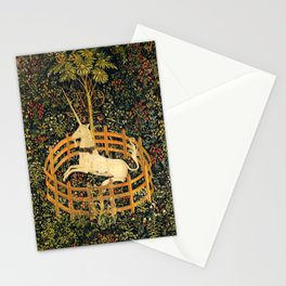 The Unicorn In Captivity Original Stationery Cards