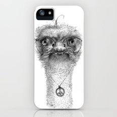 Hippie Ostrich G098 iPhone (5, 5s) Slim Case
