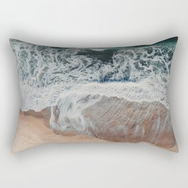 Sands of Gold Rectangular Pillow