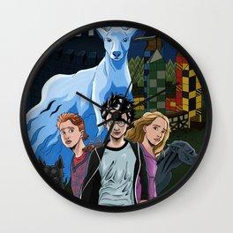 Potter Universe Wall Clock