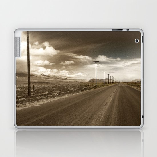 The Road Ahead Laptop & iPad Skin