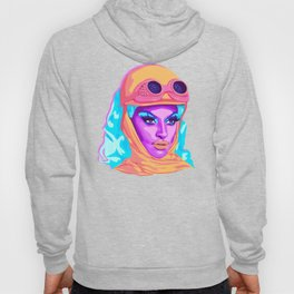 QUEEN MIZ CRACKER Hoody