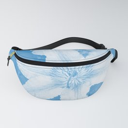 clematis 1 wb Fanny Pack