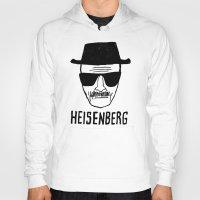 heisenberg Hoodies featuring HeisenBerg by IIIIHiveIIII