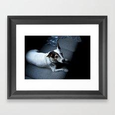 sexy spike Framed Art Print