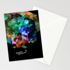 TETRIS Stationery Cards