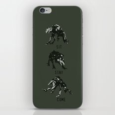 Commands to Conquer - Halo iPhone & iPod Skin