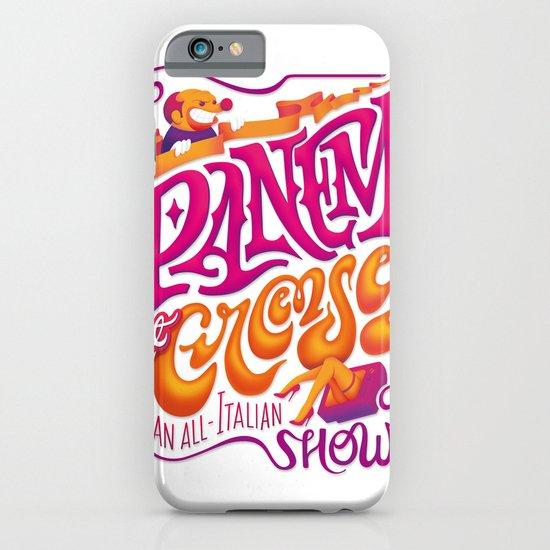 Panem et Circenses iPhone & iPod Case