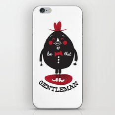 Be That Man iPhone & iPod Skin