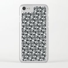 Joshua Tree Patterns by CREYES Clear iPhone Case