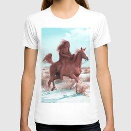 Calvary - Julien Tabet - Photoshop Artwork T-shirt