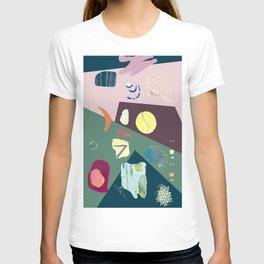 Futuristic Finds T-shirt