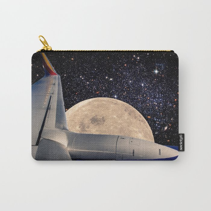 Astro-Travel Carry-All Pouch