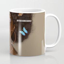 Hoops B'Fly Coffee Mug