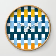 Veeka IV Wall Clock