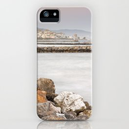 Banus Port iPhone Case