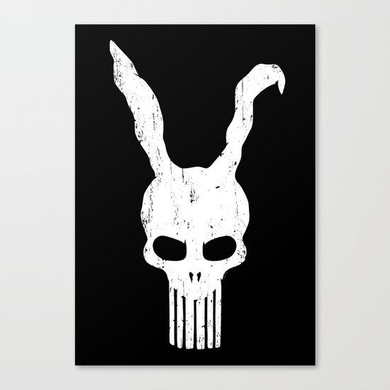 The Bunnisher Canvas Print