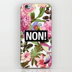 NON iPhone & iPod Skin