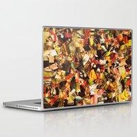 circus Laptop & iPad Skins featuring Circus by Kerri Swayze