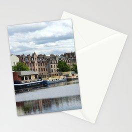 Leith, Edinburgh Stationery Cards