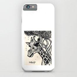 Gorgeous Giraffe iPhone Case