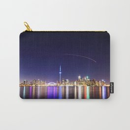 Toronto Vibrant nightscape Carry-All Pouch