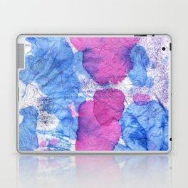 bisexual abstract Laptop & iPad Skin