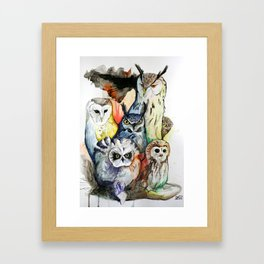 SLWO Framed Art Print