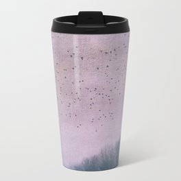 over the Heart of the Forest Travel Mug