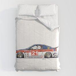 Crazy Car Art 0226 Comforters