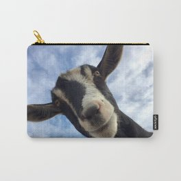 Stella the Goat Carry-All Pouch