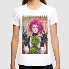 Lady Scissorhands T-shirt