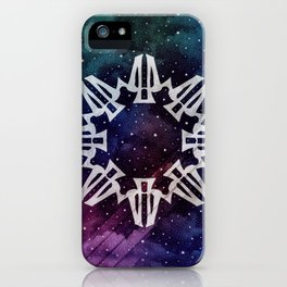 Seal of Auxis iPhone Case