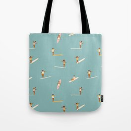 Surf girls Tote Bag