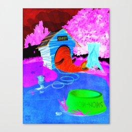 Eleghant Canvas Print