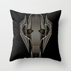 Star . Wars - General Grievous Throw Pillow