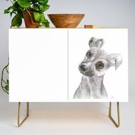 Chihuahua Dog Credenza