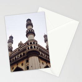 Indian Architecture - Streets of India Stationery Cards