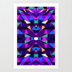 Let's Go Crazy Art Print