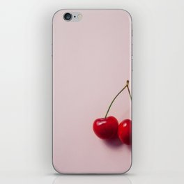 Cherry iPhone Skin