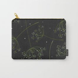 Umbel dark Carry-All Pouch
