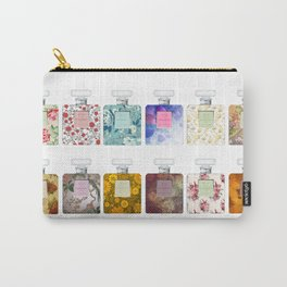 Perfumes pattern Carry-All Pouch