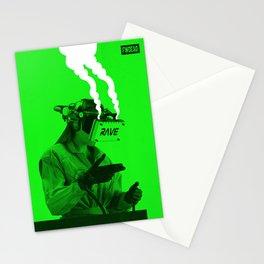 VR Rave Stationery Cards