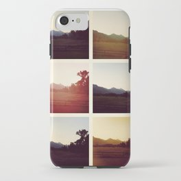 Tetons Collage iPhone Case