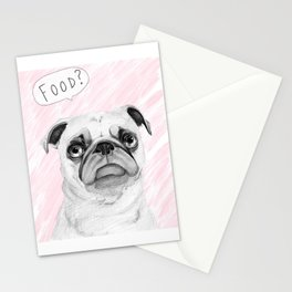 Food?!?! Stationery Cards